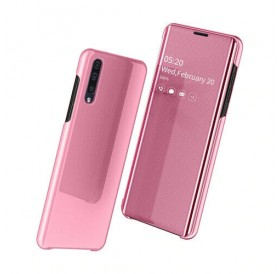 iPhone x spejl cover - Pink