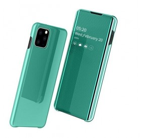 iPhone x spejl cover - Grøn