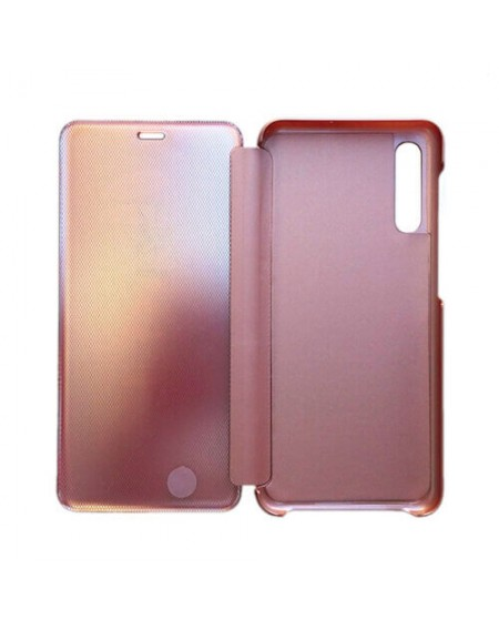 iphone x spejl cover pink