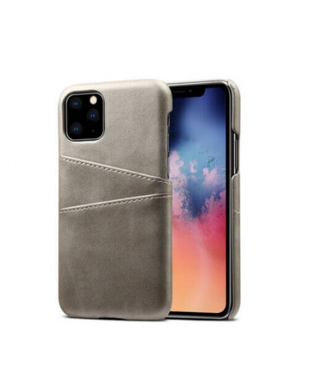 iphone 11 hard back cover grå