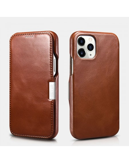 iphone 12 og iphone 12 pro læder cover