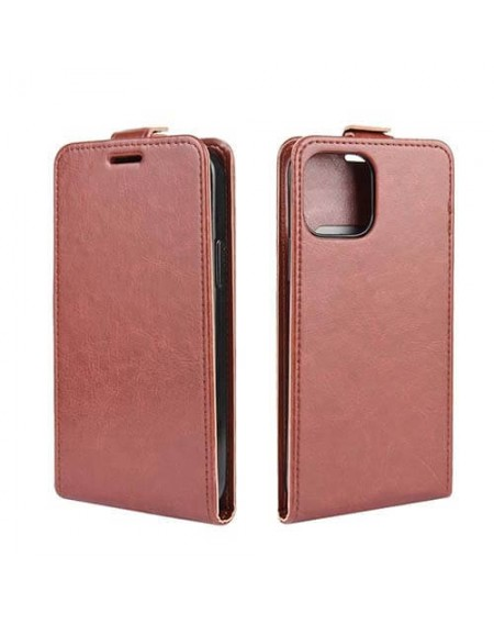 iphone 12 mini flip læder etui