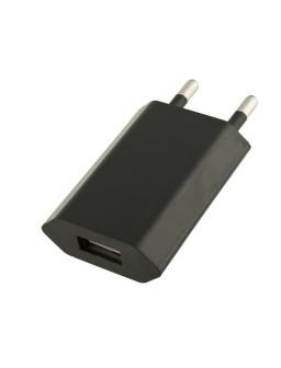 iPhone USB Adapter Oplader 220V AC | Sort